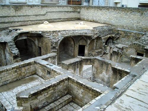 Baku città vecchia