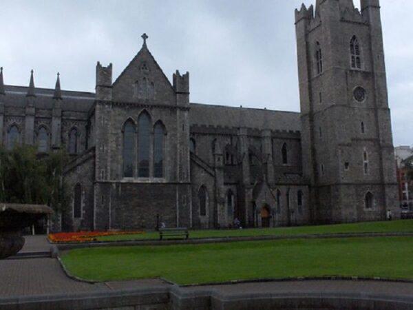 Dublino: Cattedrale di San Patrizio