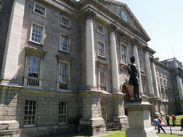 Trinity College main entrance - Dublin