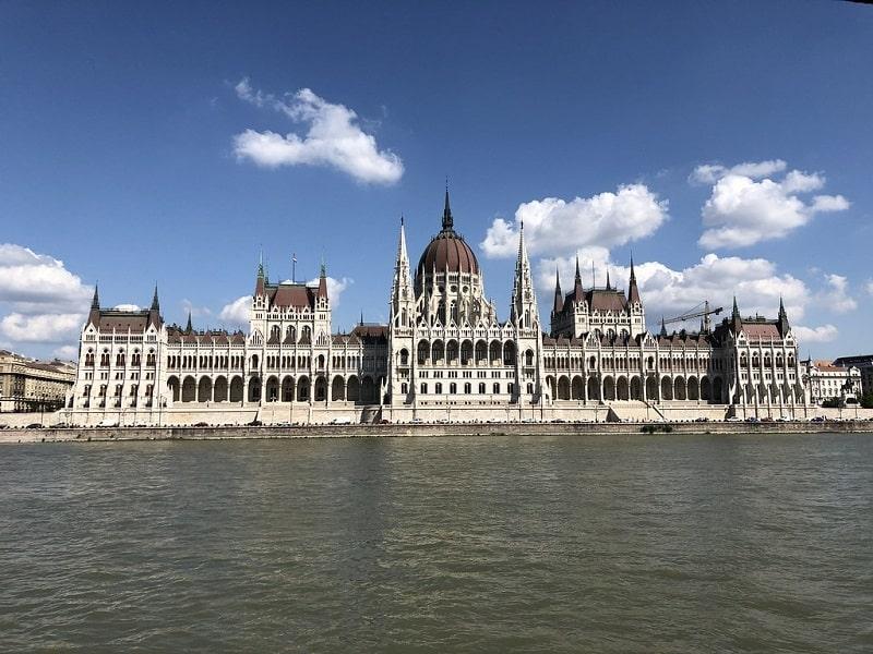 Palazzo del Parlamento di Budapest