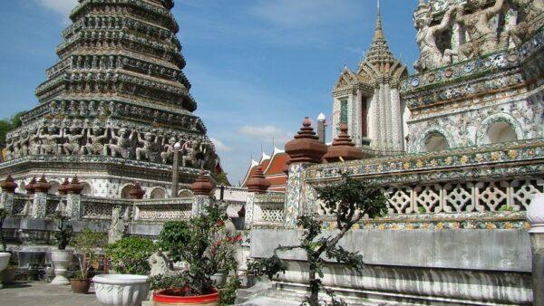 Wat Arun Bankok