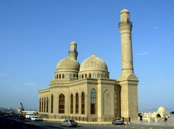 Bibi Heybat Mosque Baku